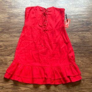 Dukes of Dallas Mini Dress